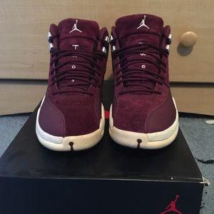 "Jordan 12 ""Bordeaux"""